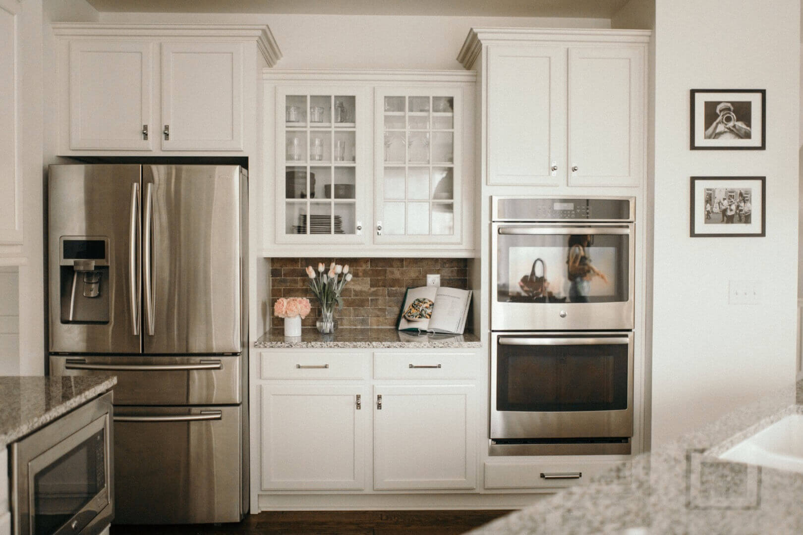 Fort Collins Kitchen Decorated by Leslie Favela