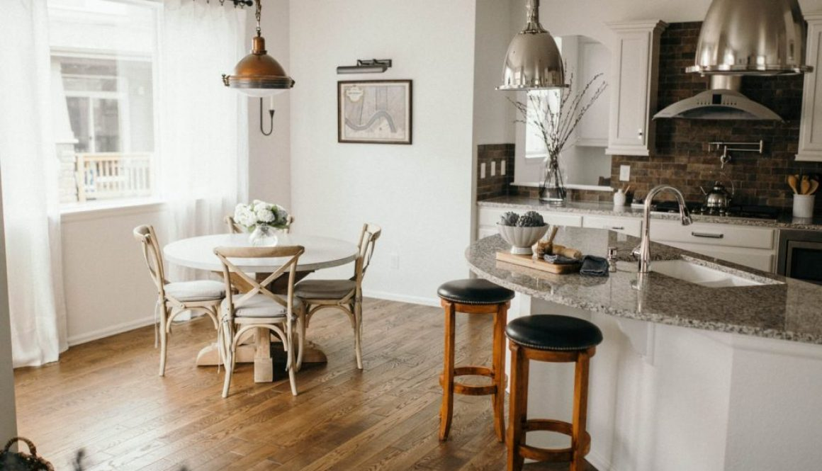 North Colorado Kitchen Decorated by Leslie Favela